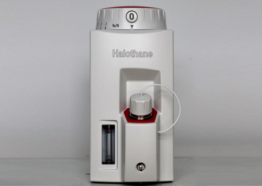 Halothane Anesthesia Vaporizer (Model: Dvapo200plus)