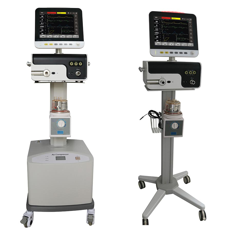 Dolphinmed will will bring the latest ICU ventilator AND Anesthesia Machine to Arab Health 2019