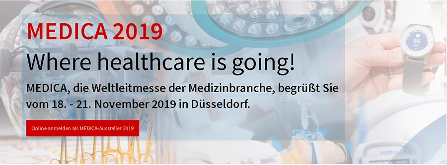 2019 Dolphinmed Exhibition Schedule
