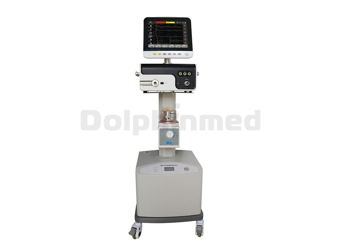 Display ICU Ventilator