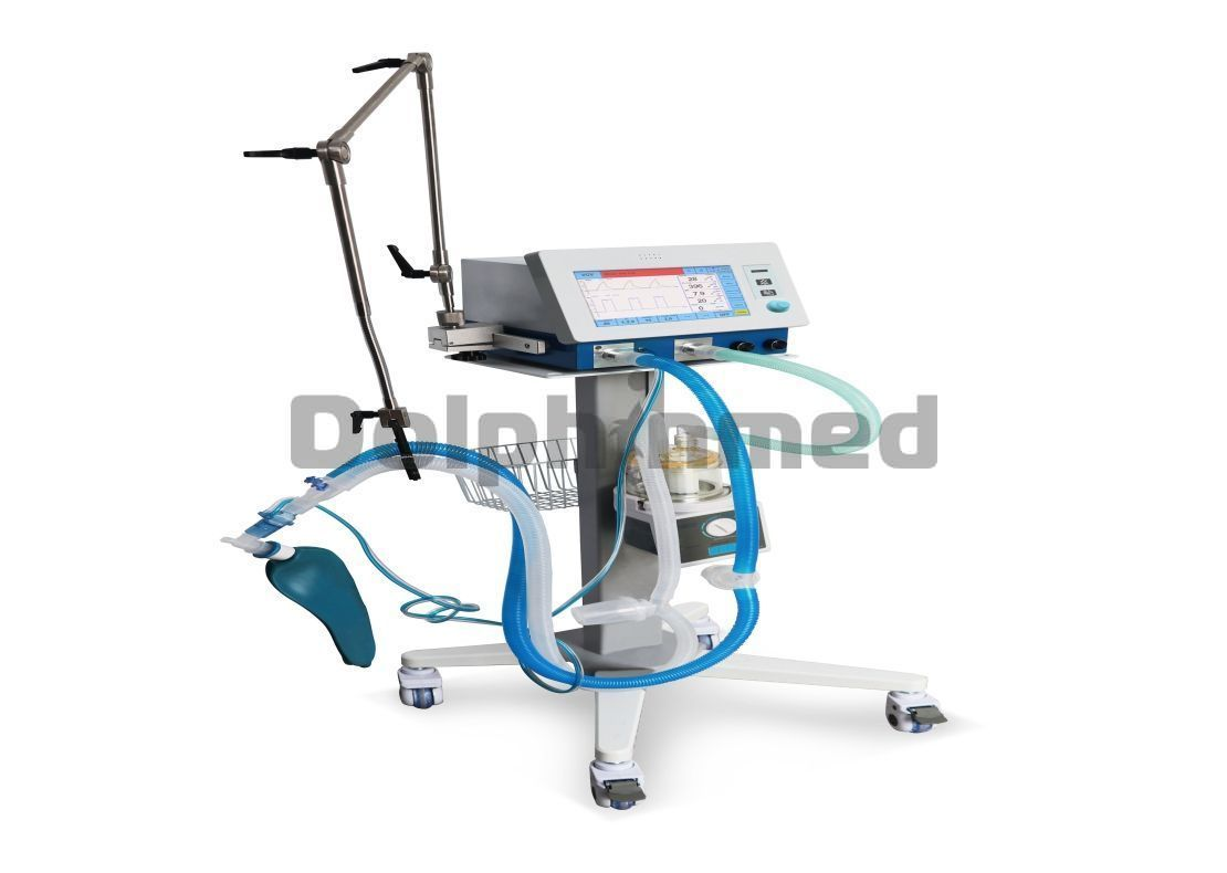 Anti-COVID 2019 Star Ventilator