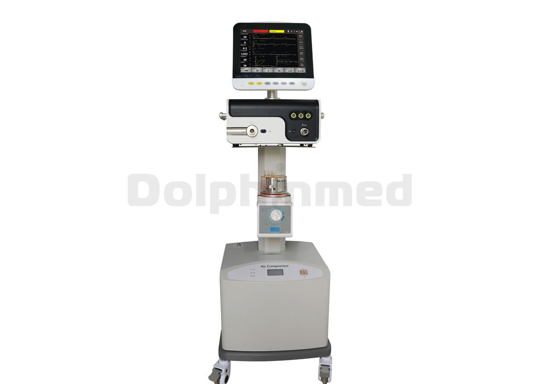 ICU Ventilator with Compressor(MODEL:DOL600Pro)