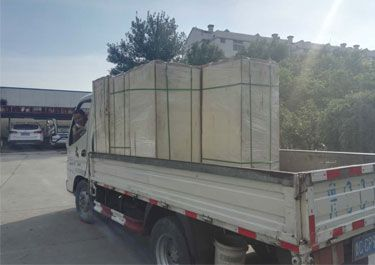 We Exported A Batch Of Products To Our Turkish Customer