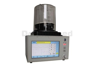 Composition of Anesthesia Machine