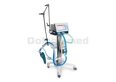 Can the Power cord of the Ventilator be Replaced at Will?
