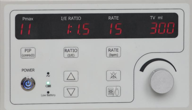 Veterinary Anesthesia Ventilator(Model:DAV-60vet)