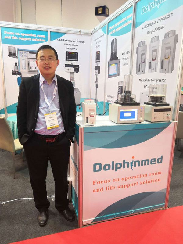 Dolphinmed Is Participating In Arab Health Exhibition