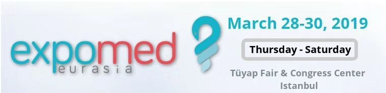 Dolhinmed will attend Expomed in Istanbul,Turkey