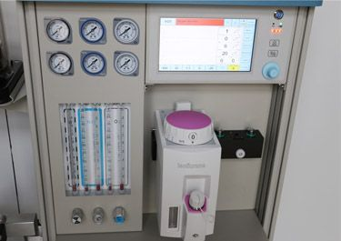 ICU Anesthesia Machine